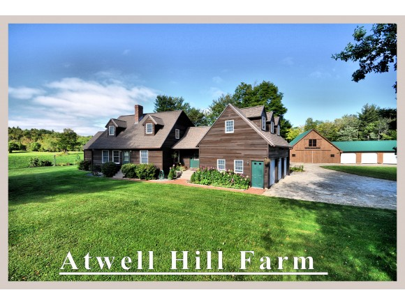 666 Atwell Hill Road Wentworth NH 03282